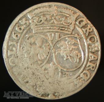Szóstak 1663