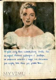 Gregory Peck Brigitte Bardot + scrapbooking