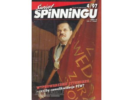Świat Spinningu 1-6'1997 (1-6)