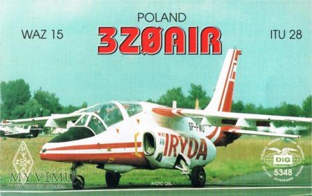PZL I-22 Iryda, SP-PWD