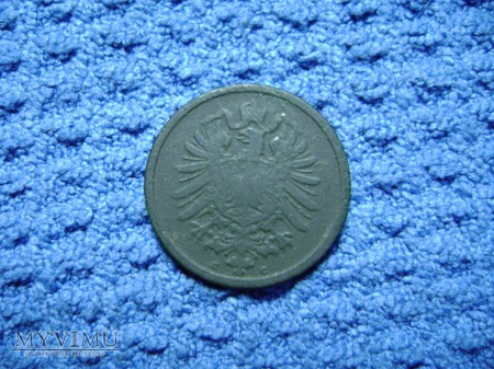 2 pfennig 1875