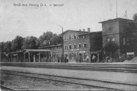 Bahnhof, dworzec kolejowy