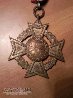 Odznaka za dobre strzelanie 1930 rok