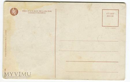 Philip Boileau Czekam na Ciebie - pocztówka