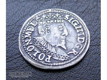 Trojak koronny 1596