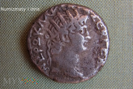 Duże zdjęcie tetradrachma Nerona