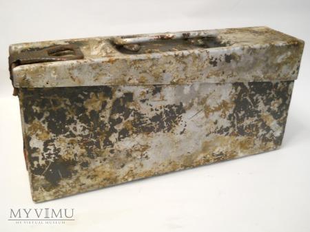 Skrzynka na amunicję do MG 34/42- aluminiowa nr.2