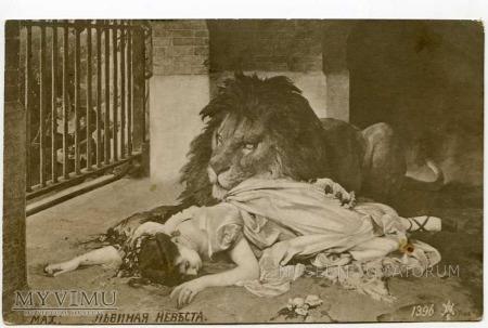 Max - Kobieta lwa