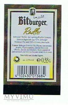 bitburger radler