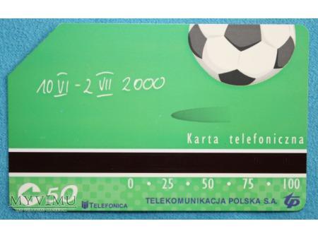 ME w Piłce Nożnej 10 VI - 2 VII 2000