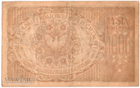 17.05.1919 - 1000 Marek Polskich