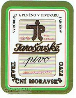 jarošovské pivo