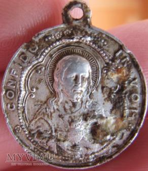 medalik - CONFIDO IN VOBIS