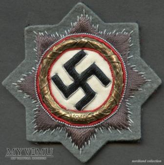 Niemiecki Krzyz w Złocie (DKiG)