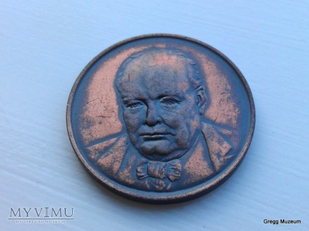 80 Rocznicza Urodzin Sir Winstona Churchilla