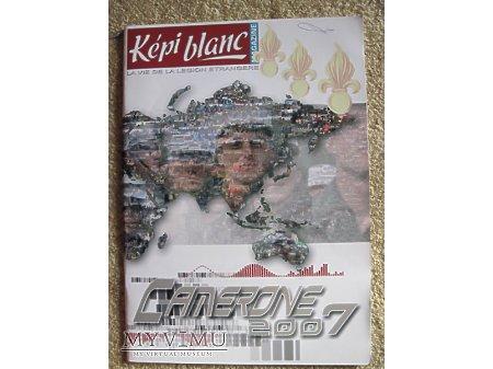 Kepi Blanc 36