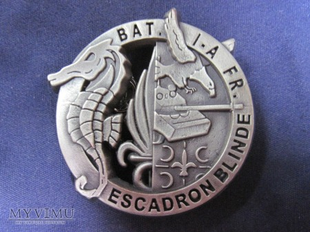 2e Escadron du 1er Regiment du Cavalerie Sarajevo