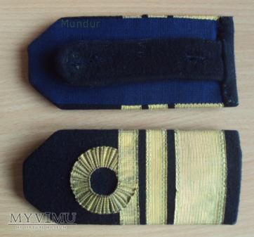 Naramienniki MW - komandor porucznik