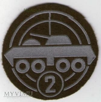 Oznaka specjalisty - wojska zmechanizowane 2kl