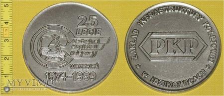 Medal kolejowy Centralnej Magistrali Kolejowej