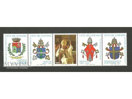 Duże zdjęcie Papieskie urodziny.