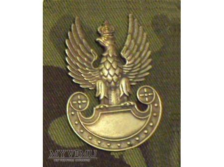 Orzełek metalowy wojsk lądowych wz.93