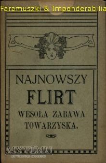 Najnowszy flirt. Wesoła zabawa towarzyska