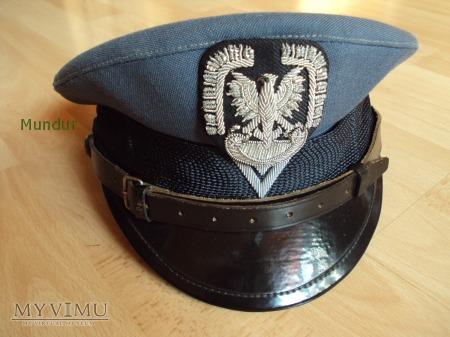Czapka starszego sierżanta lotnictwa