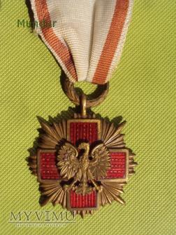Odznaka honorowa PCK - 4 stopnia PRL
