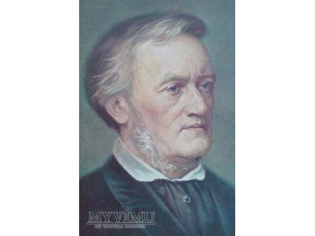 Richard Wagner Portret Max Sinz Drezno