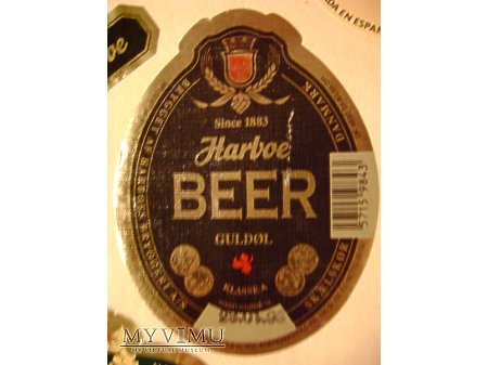HARBOE BEER