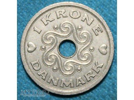 1 Krone-Dania 1992