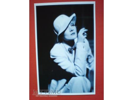 Marlene Dietrich Pocztówka Chiny 2011 n.15