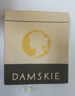Papierosy DAMSKIE 1972r 20 szt.