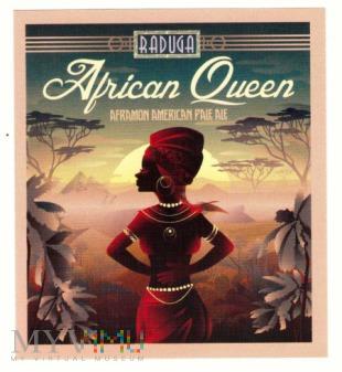 Raduga, African Queen