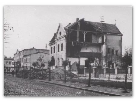 Wągrowiec Ratusz 1939 - zdjęcie