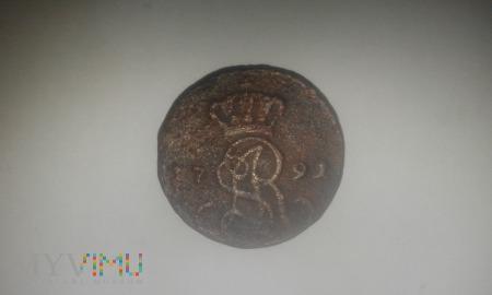 1 Grosz 1791