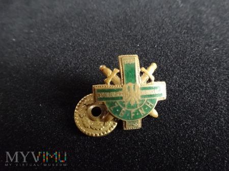 Odznaka ZBFNH - miniatury