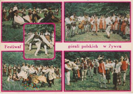 Festiwal górali polskich w Żywcu
