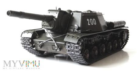 Działo pancerne SU-152