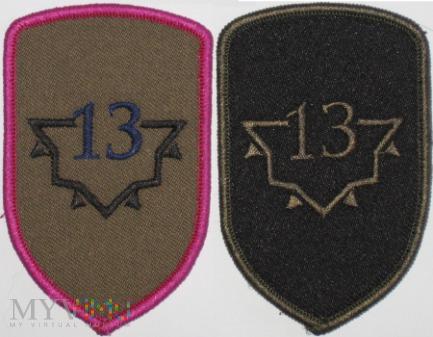 13 Wojskowy Oddział Gospodarczy. Grudziądz.