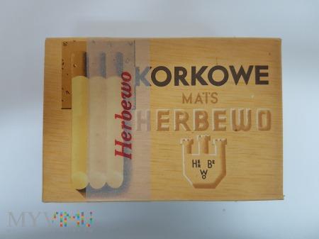 Zwijki / Gilzy KORKOWE Herbewo Nr 2 ( 2 )