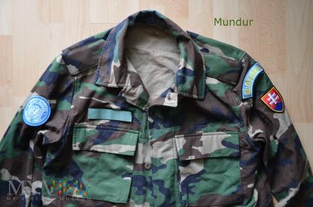 OS SR kurtka munduru polowego UN