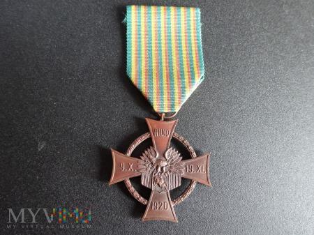Duże zdjęcie Krzyż Zasługi Litwy Środkowej - 1920