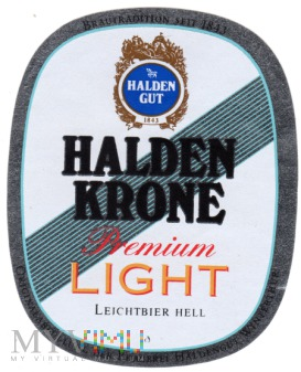 HALDEN KRONE PREMIUM LIGHT