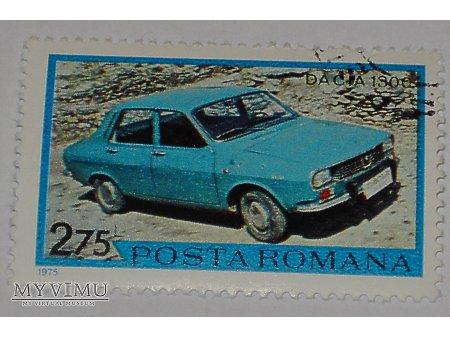 Duże zdjęcie Dacia 1300 rumuński znaczek