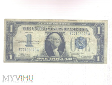 1 USD 1934