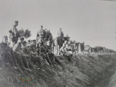 na trasie Warszawa- Bydgoszcz 1939