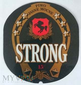 Piwo jasne strong