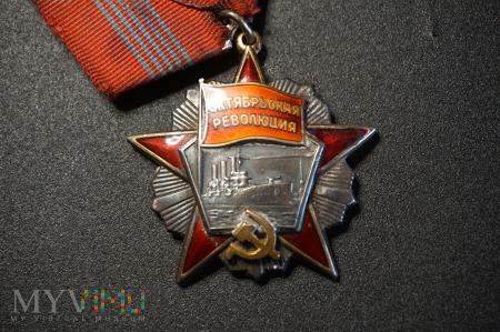 Order Rewolucji Pażdziernikowej